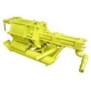 Pneumatic grouting pump MONO 250